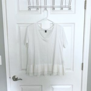 J. Crew Peplum Top
